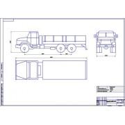 КрАЗ-65101 общий вид