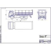 КамАЗ-45143-012-15 общий вид