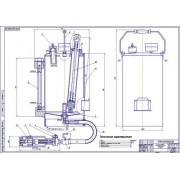 Прибор для проверки топливной системы ДВС