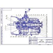 КПП Урал-4320