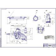 Дипломная работа на тему Модернизация рулевого управления КамАЗ  Привод рулевого управления КамАЗ