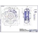 Многодисковый тормозной механизм трактора Т-150