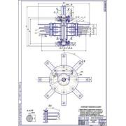 Молотковый конический ротор
