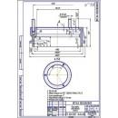 Проставка топливного насоса блок-картера двигателя СМД-60, 62, 64