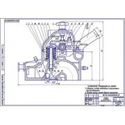 Головка двигателя СМД-60, 62, 64