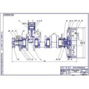 КШМ двигателя СМД-60, 62, 64