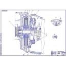 Сцепление КамАЗ-55102