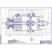 Энергоаккумулятор на тормоза МАЗ, КамАЗ