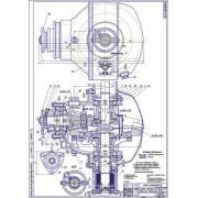 Блокировка дифференциала ГАЗ-33106