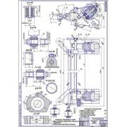 Задняя торсионная подвеска ВАЗ-2114