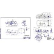 Гидравлический ручной тормоз ВАЗ-2114