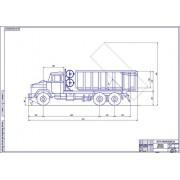 КрАЗ-6130 С4 общий вид