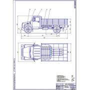 ГАЗ-3307 общий вид