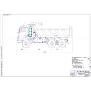 КамАЗ-6522-43 общий вид