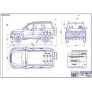 УАЗ-3163 общий вид