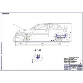 ВАЗ-2113 общий вид