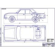 ГАЗ-31102 общий вид