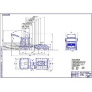 МАЗ-64229 общий вид