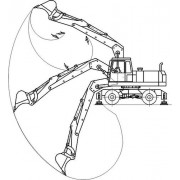 Экскаватор Р-01