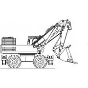 Экскаватор Р-10
