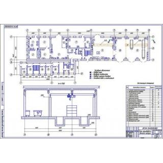 План производственного копуса