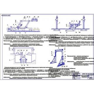 Анализ конструкций подъёмников