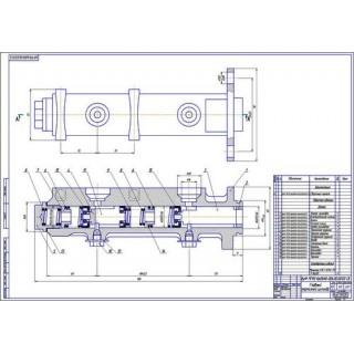 Главный тормозной цилиндр ВАЗ-2110