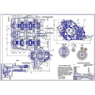 6-ступенчатая КПП на автомобиль категории М1