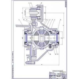 Главная передача ВАЗ-2110
