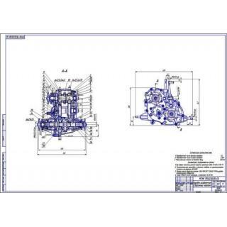 Раздаточная коробка ВАЗ-2121