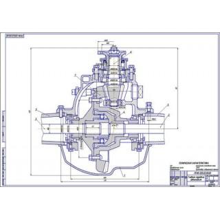 Главная передача и дифференциал ГАЗ-66 (Садко)