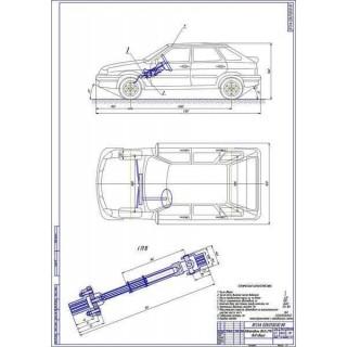 ВАЗ-2114 общий вид