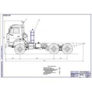 КамАЗ-53205 общий вид