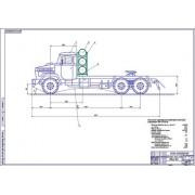 КрАЗ-6322 общий вид
