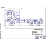 КамАЗ-6520 общий вид