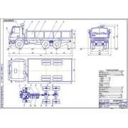 КамАЗ-55102 общий вид